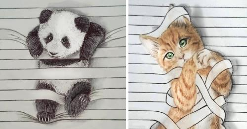 cute-animal-pencil-drawings-iantha-naicker-fb2