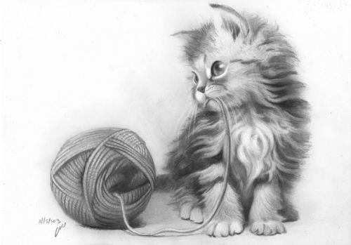 889d1499fdf3e0f5f0feb02c7ed7cbac--cute-animal-drawings-drawings-of-animals